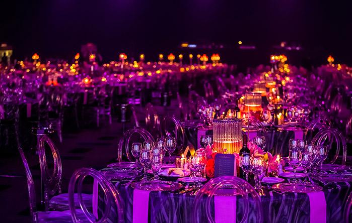 Cocktail e Gala Dinner cover